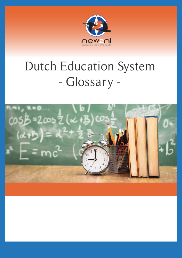 Dutch Education System – Glossary