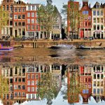 Canal houses in Amsterdam for Expatrentals