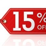 15% package discount for Dutch speakers