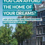 Mister Mortgage offer for New2nl Navigate the Netherlands Guide