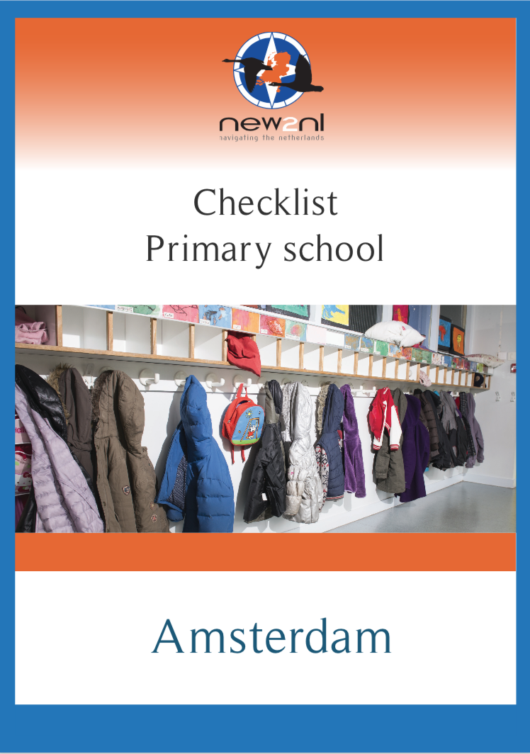 Checklist primary school – Amsterdam
