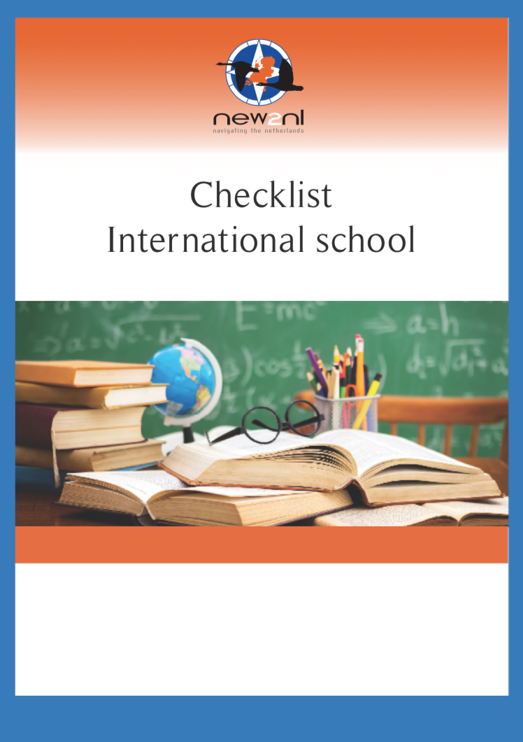 Checklist international school