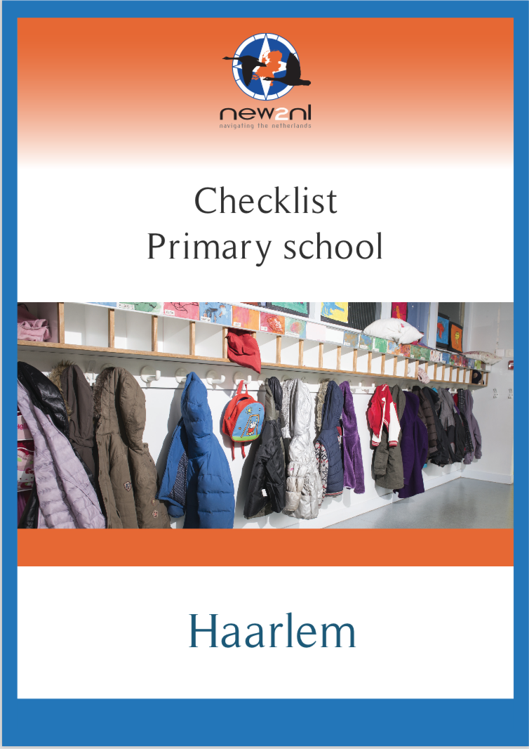 Checklist primary school – Haarlem