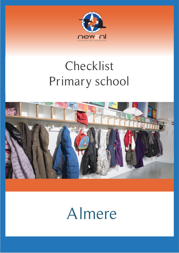 Checklist primary school – Almere