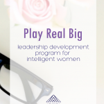 Play real big by Blanca Vergara