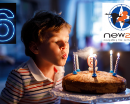 New2nl is 6 years old!